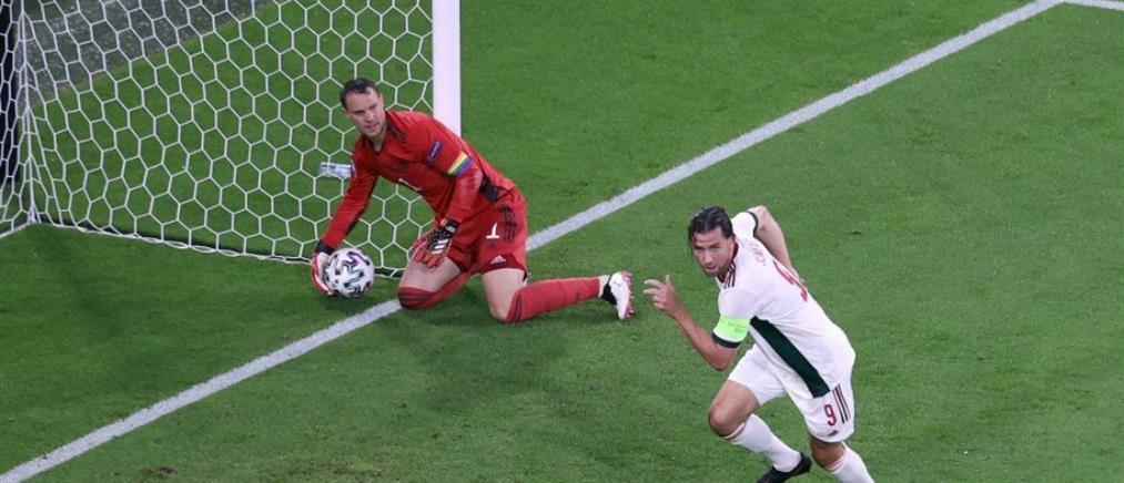 """Euro 2020: Η Γερμανία στους """"16"""", ισοπαλία με Ουγγαρία"""