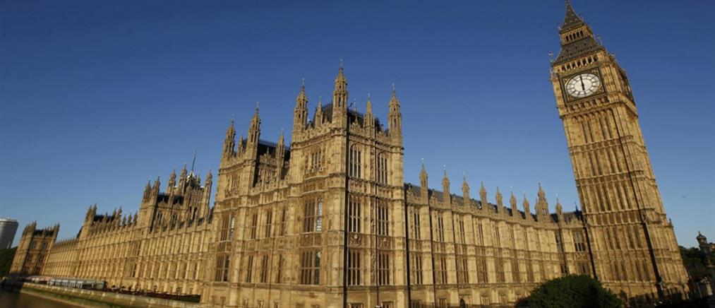 Πυρκαγιά στο βρετανικό Κοινοβούλιο