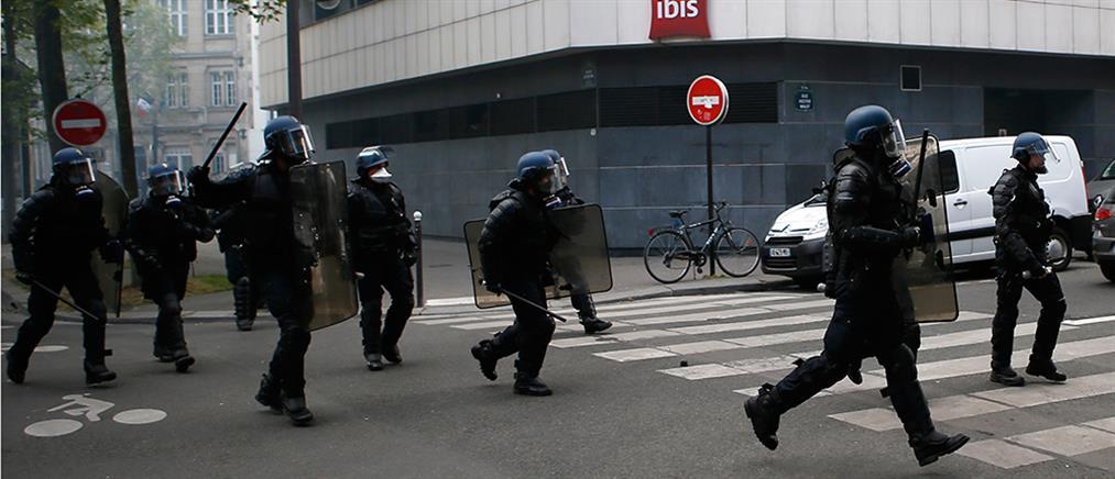 Βίαιες συγκρούσεις μεταξύ μαθητών και αστυνομίας στην Γαλλία (βίντεο)