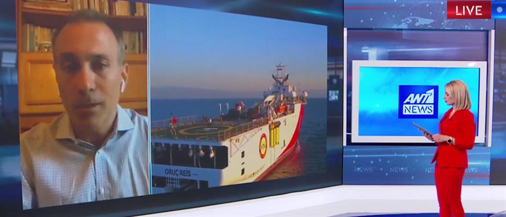 """Φίλης στον ΑΝΤ1: οι τουρκικές δυνάμεις υπερβαίνουν τις """"κόκκινες"""" γραμμές (βίντεο)"""