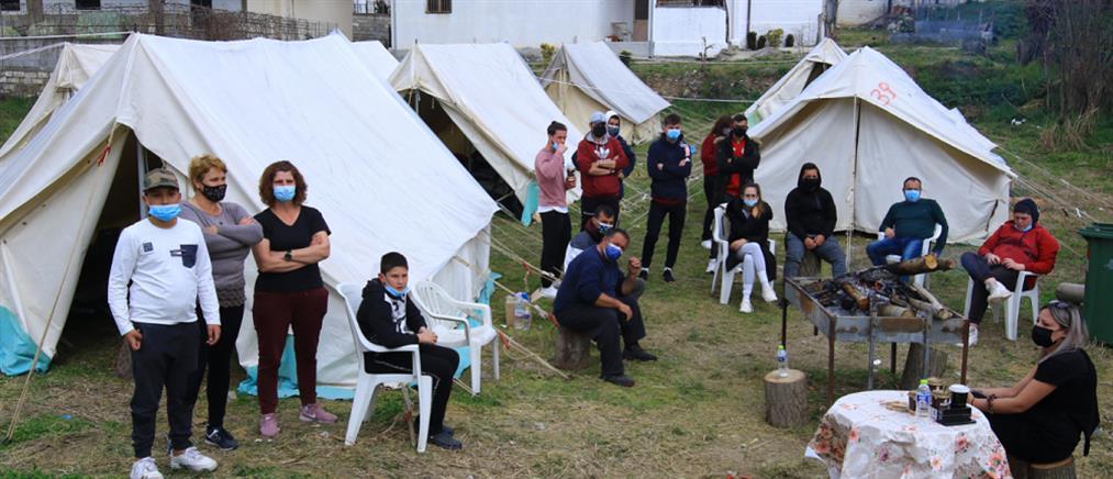 Σεισμός στη Θεσσαλία: Πόσα σπίτια κρίθηκαν προσωρινά μη κατοικήσιμα