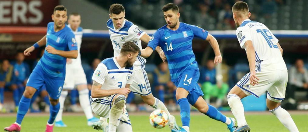 Επιτέλους νίκη για την Εθνική Ελλάδος