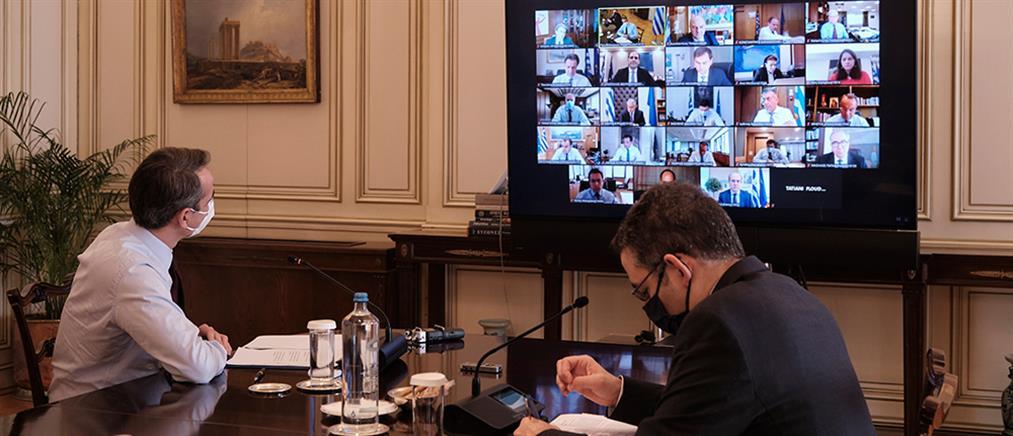 """Υπουργικό Συμβούλιο: τα """"καυτά"""" θέματα της συνεδρίασης"""