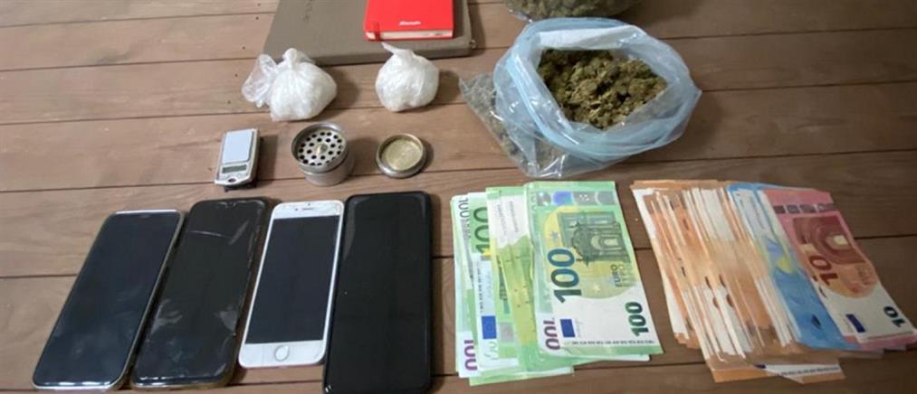 Διακίνηση ναρκωτικών στα νησιά μέσα σε λάμπες και πρίζες (εικόνες)