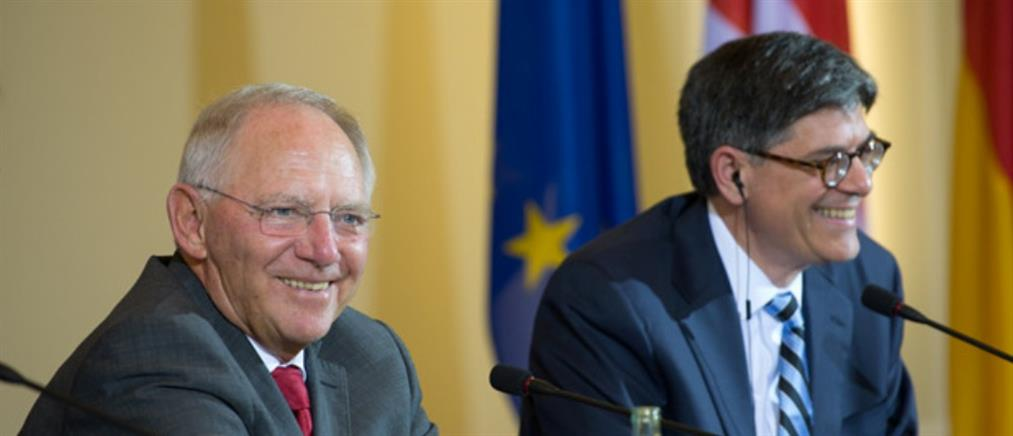 Σόιμπλε σε Λιου: Πάρτε την Ελλάδα στο δολάριο, να πάρουμε το Πουέρτο Ρίκο στο ευρώ!