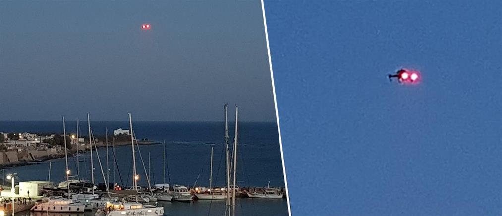 """Βίντεο από drone της ΑΑΔΕ που """"τσάκωσε"""" παραβάσεις σε τουριστικά σκάφη"""