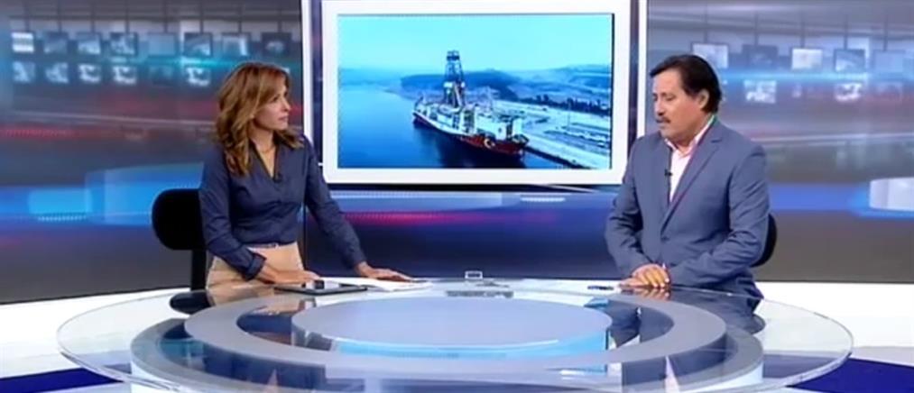 """Καλεντερίδης στον ΑΝΤ1: ίσως υπάρξει """"έμμεση εμπλοκή"""" της Ελλάδας με το ιρανικό τάνκερ (βίντεο)"""