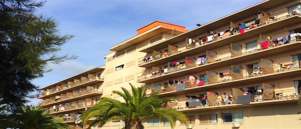 Κορονοϊός: παράταση για την καραντίνα σε ΚΥΤ και δομές προσφύγων