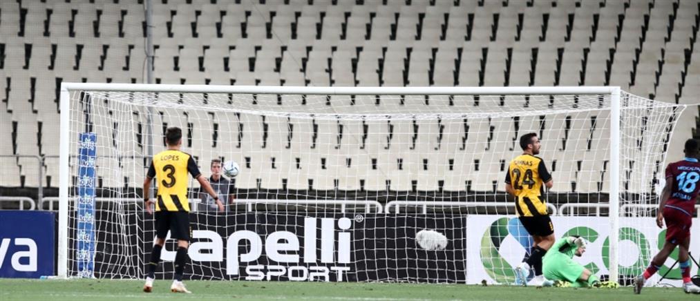 """Για το """"θαύμα"""" η ΑΕΚ στην Τραπεζούντα"""