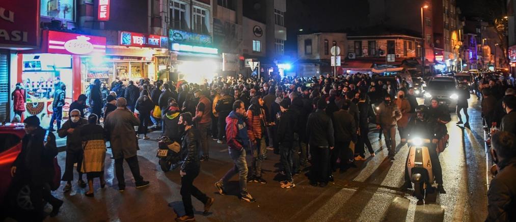 Ο  Ερντογάν δεν έκανε δεκτή την παραίτηση του υπουργού Εσωτερικών