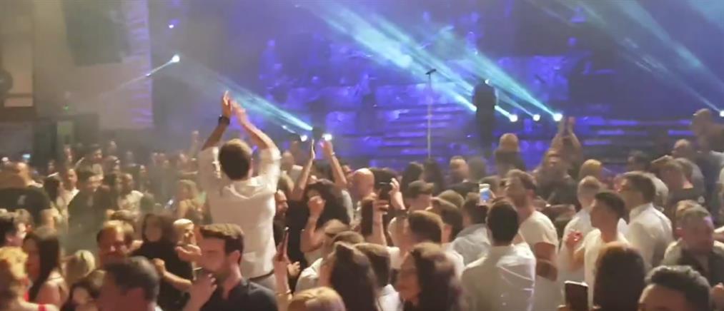 """Τα """"έσπασαν"""" στον Βέρτη οι παίκτες της ΑΕΚ (βίντεο)"""