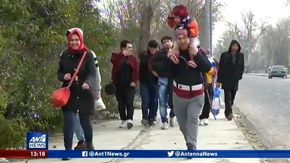 Θρίλερ μετά τις απειλές Ερντογάν για άνοιγμα των συνόρων σε πρόσφυγες