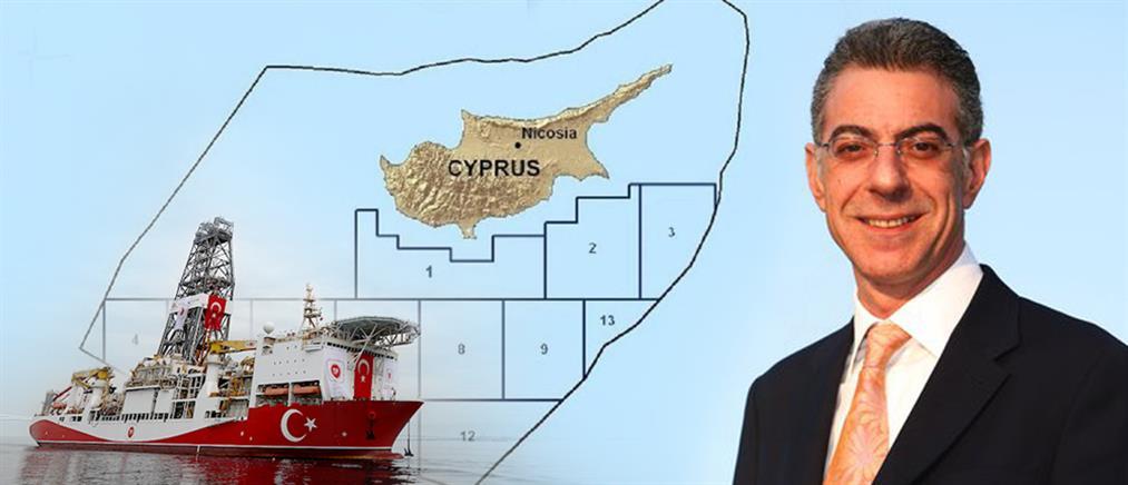 Προδρόμου: η Τουρκία έχει κάνει εισβολή στα ύδατα της Κύπρου