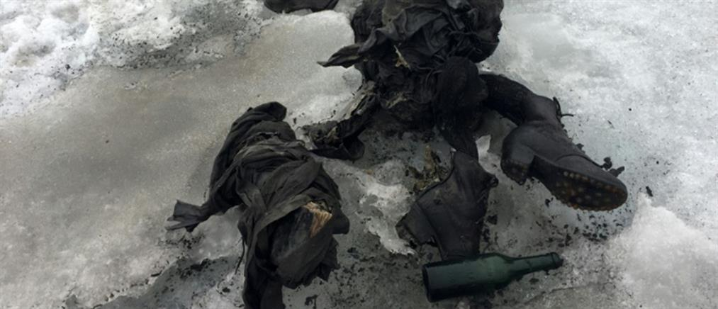 Βρέθηκαν νεκροί δεκαετίες μετά την εξαφάνισή τους σε παγετώνα!
