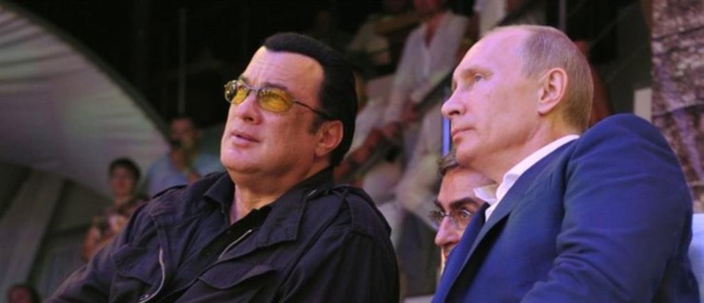 Ρώσος υπήκοος και επισήμως ο Στίβεν Σιγκάλ!