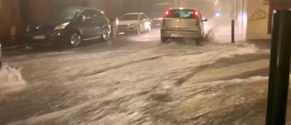 Πλημμύρες στη Γαλλία (βίντεο)