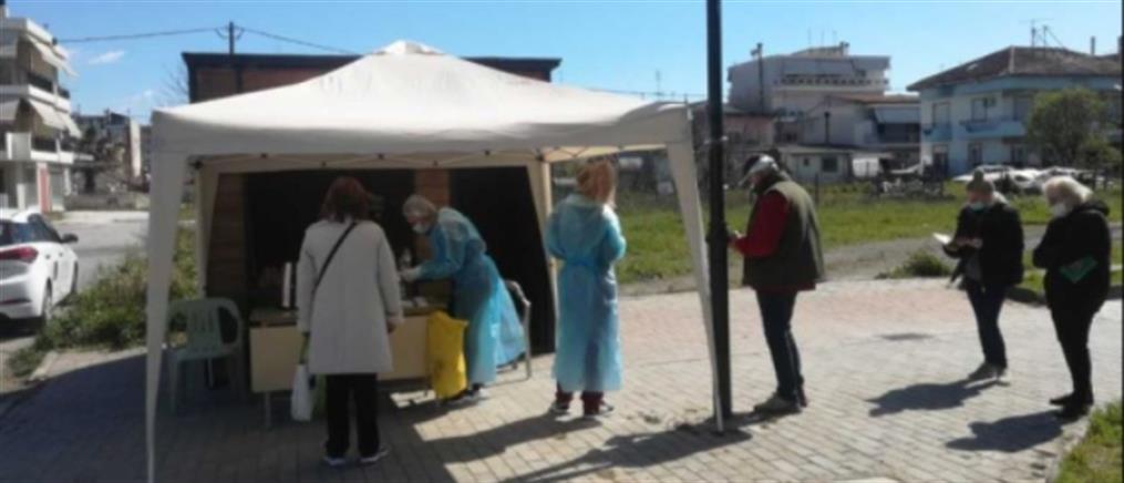 Κορονοϊός: Πού κάνει δωρεάν rapid test σήμερα ο ΕΟΔΥ