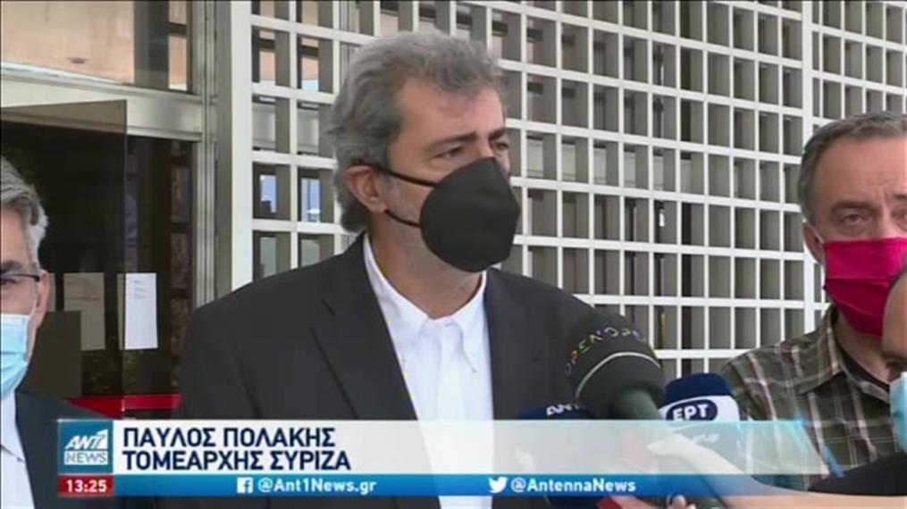 Μήνυση ΣΥΡΙΖΑ στη Σοφία Νικολάου