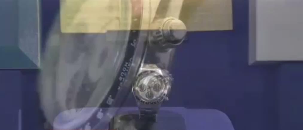 """""""Χρυσό""""…. έγινε ρολόι που ήταν ξεχασμένο σε θυρίδα για δεκαετίες (βίντεο)"""