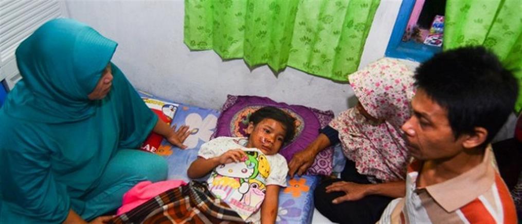 Φονικός σεισμός έπληξε την Ινδονησία