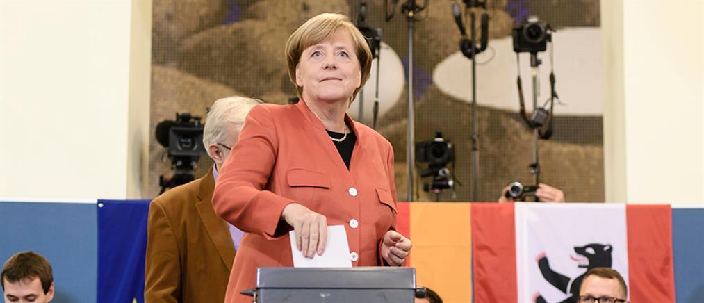 """Δεύτερη """"ψυχρολουσία"""" για τον Συνασπισμό της Μέρκελ στη Έσση"""