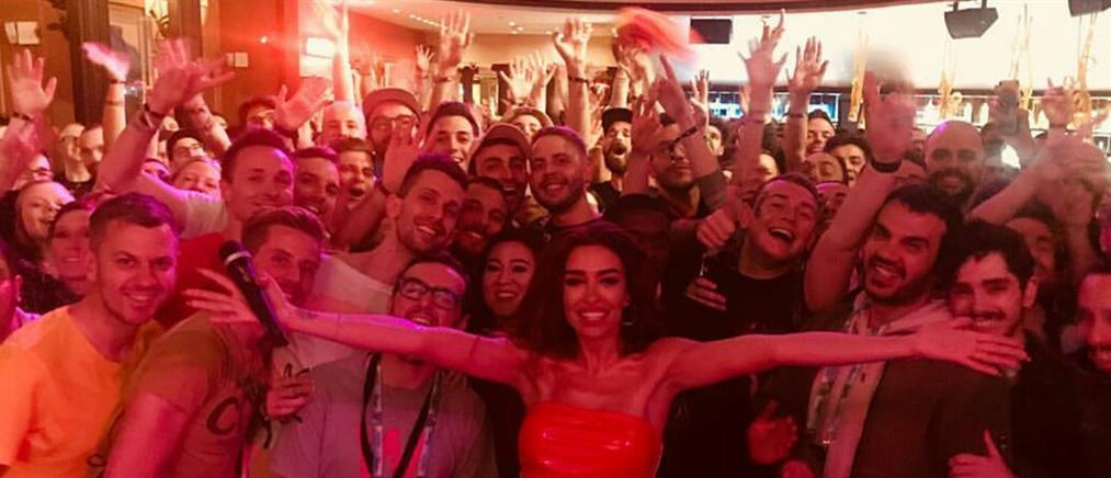 Eurovision 2018: φαβορί η Kύπρος με την Ελένη Φουρέιρα (βίντεο)