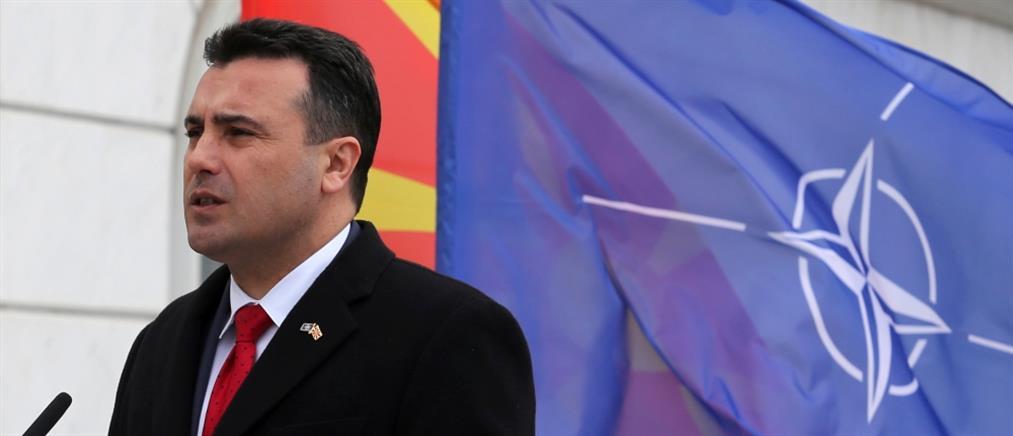 Ζάεφ: Η Ελλάδα είναι φύλακας του εναέριου χώρου της Βόρειας Μακεδονίας