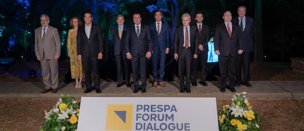 Βόρεια Μακεδονία - Τσίπρας: η Συμφωνία των Πρεσπών είναι κλειδί για το μέλλον