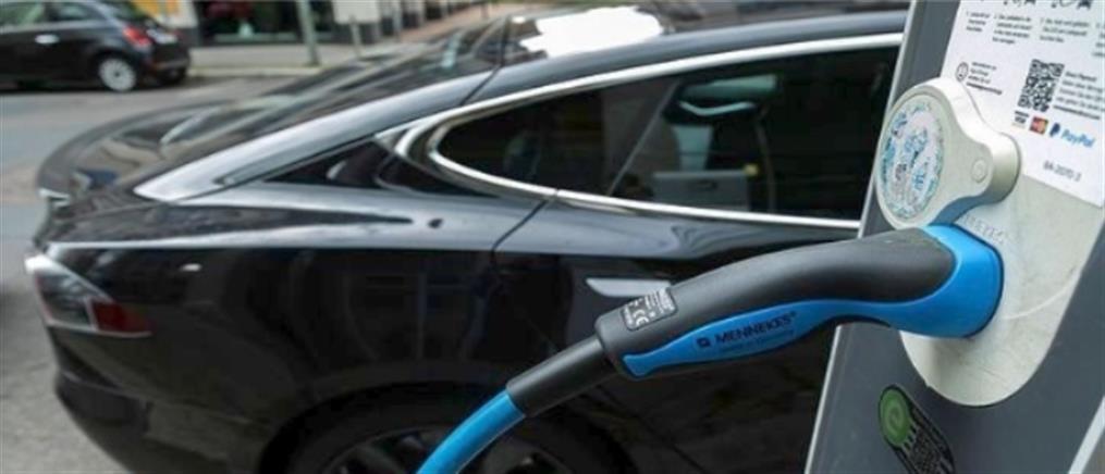 Φορτιστές ηλεκτρικών οχημάτων στη γέφυρα Ρίου-Αντιρρίου