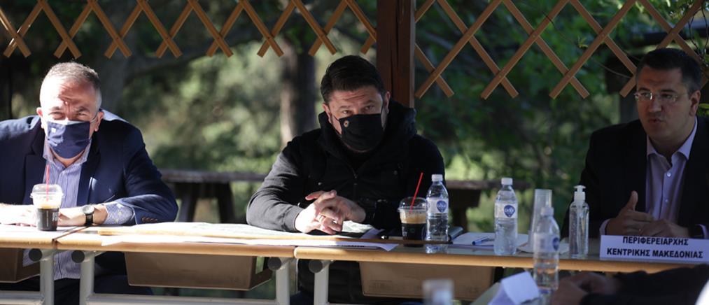 Χαρδαλιάς - Σέιχ Σου: ξεκινά τη Δευτέρα ο καθαρισμός του