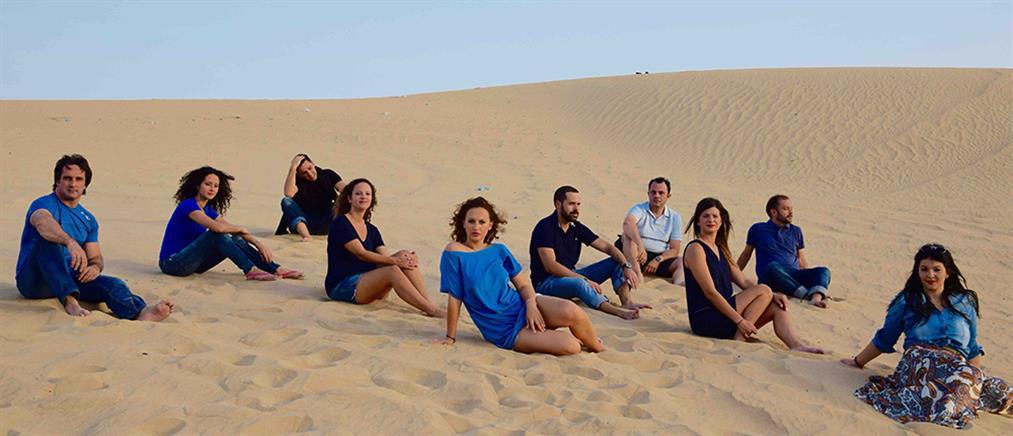 """Η """"Scenes & Skenes"""" ανεβάζει έργο των Ρήγα-Αποστόλου στο Ντουμπάι"""