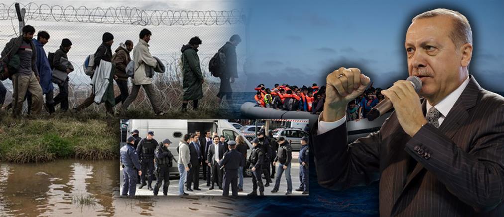"""Φόβους για δολοφονία ή απαγωγή τους εκφράζουν οι """"8"""" Τούρκοι στρατιωτικοί"""