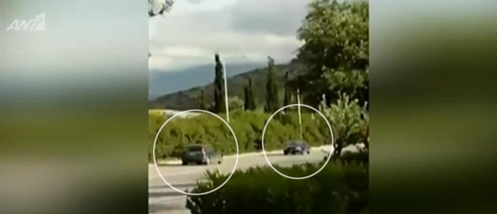 Απίστευτο βίντεο: οδηγούν στο αντίθετο ρεύμα λεωφόρου!