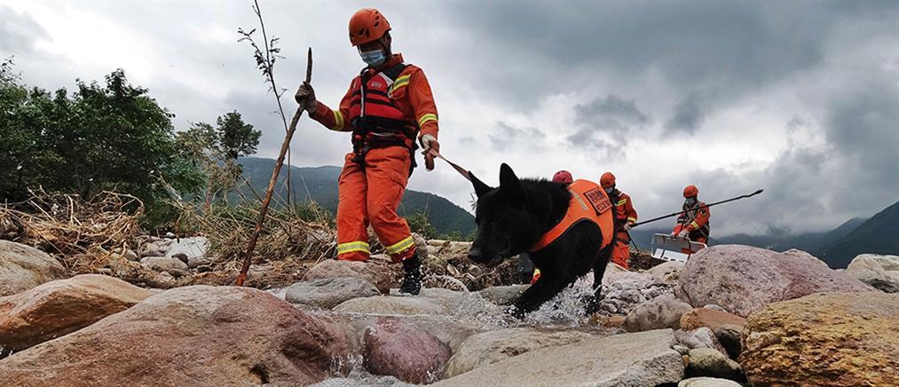 Κίνα: αυξάνονται οι νεκροί από τις φονικές πλημμύρες