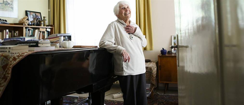 Διδακτορικό σε ηλικία… 102 ετών!