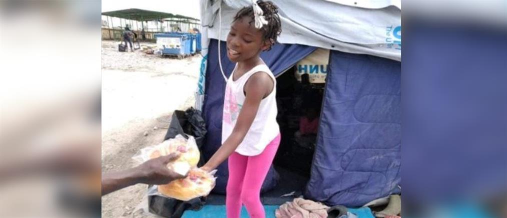 Καρά Τεπέ: Τσουρέκια και… πρόστιμα για τους πρόσφυγες