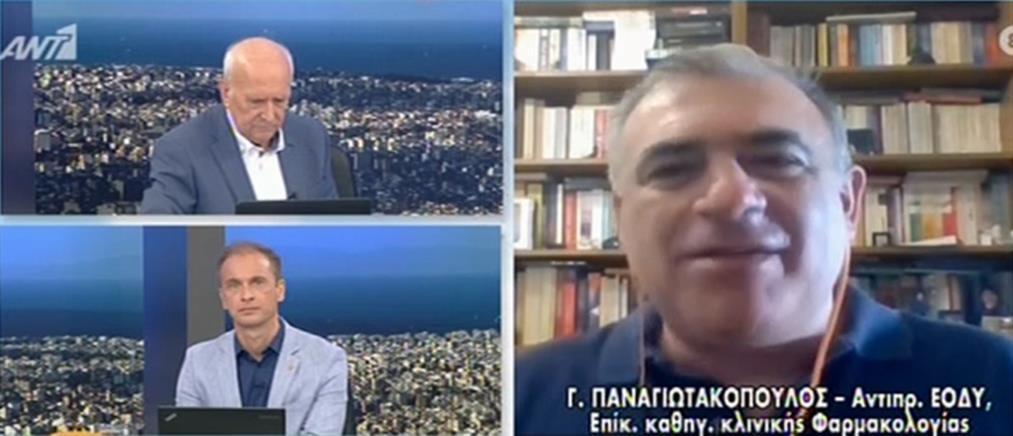 Παναγιωτακόπουλος για παραλίες: Προσωρινή η απαγόρευση αλκοόλ και μουσικής (βίντεο)