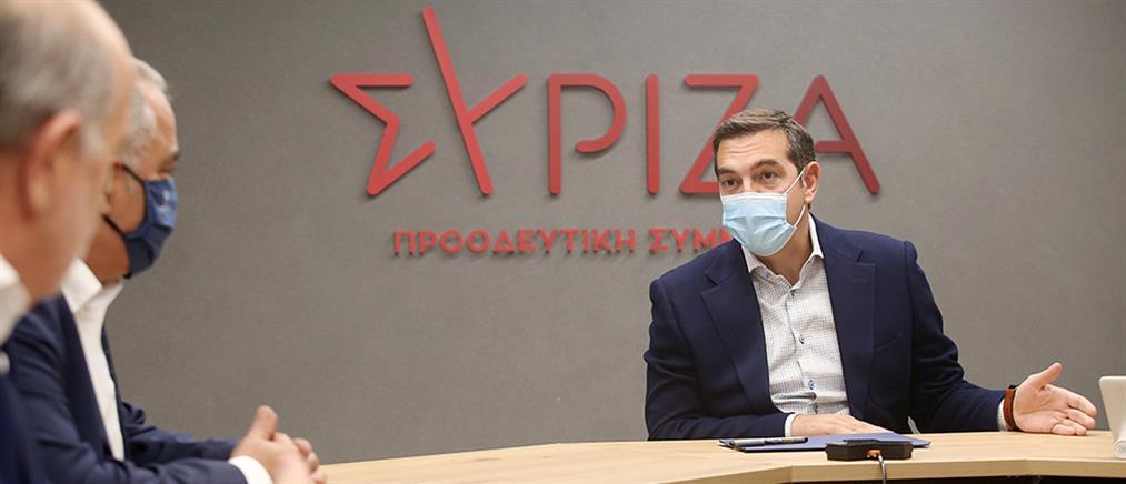 Τσίπρας σε ΓΣΕΒΕΕ και ΚΕΕΕ: Στρατηγική της κυβέρνησης συγχωνεύσεις ή λουκέτο