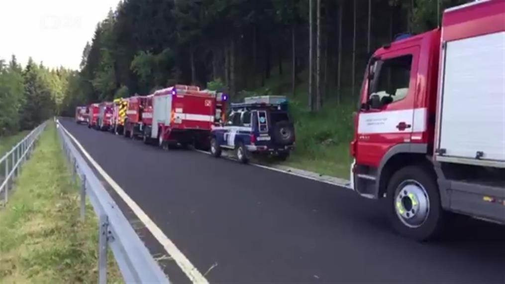 Νεκροί από σύγκρουση τρένων στην Τσεχία