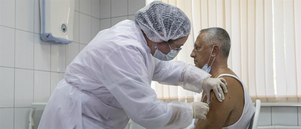 Κορονοϊός - Sputnik V: Ξεκίνησαν οι εμβολιασμοί στη Ρωσία