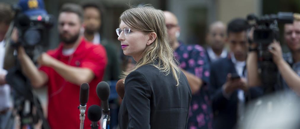 WikiLeaks: ελεύθερη η Τσέλσι Μάνινγκ!