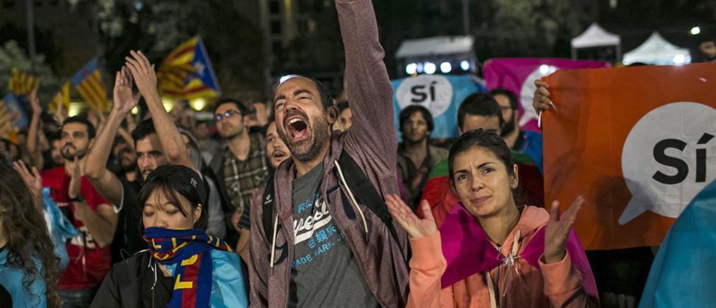 Αντίποινα από τη Μαδρίτη για το δημοψήφισμα στην Καταλονία