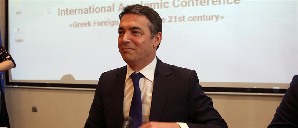 Ντιμιτρόφ: Νίκη της αυτοπεποίθησης και της ελπίδας η Συμφωνία των Πρεσών