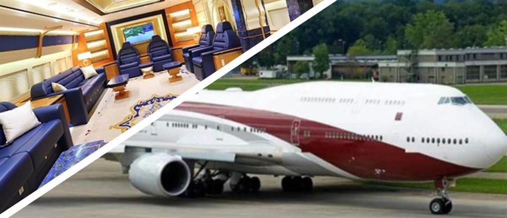 Ερντογάν: Το αεροπλάνο ανήκει στο κράτος, όχι σε εμένα
