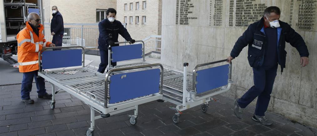 Κορονοϊός: τρόμος και πανικός στην Ιταλία