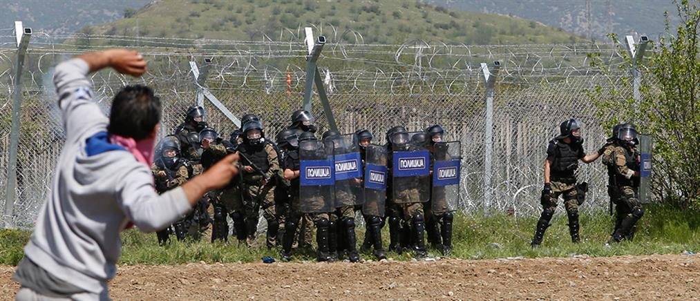 ΠΓΔΜ: Ζητήσαμε την παρέμβαση της Ελλάδας στην Ειδομένη