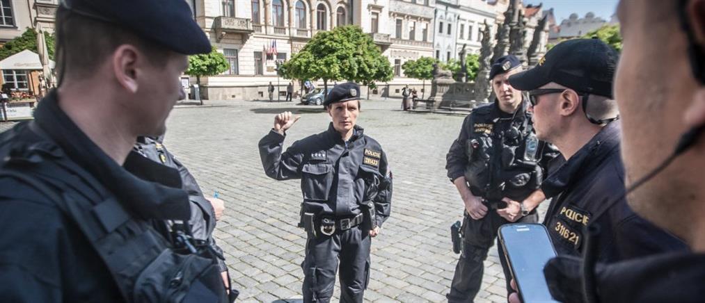 Συναγερμός για επιθέσεις στην Τσεχία (φωτό)