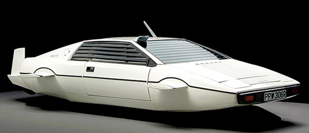 Το θρυλικό αμφίβιο αυτοκίνητο του James Bond γίνεται πραγματικότητα