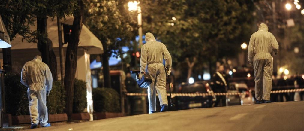 Έκρηξη βόμβας στο κέντρο της Αθήνας