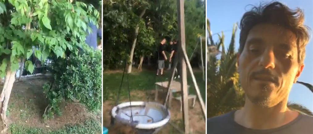 Επίθεση οπαδών στο σπίτι του Δημήτρη Γιαννακόπουλου (βίντεο)